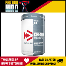 DYMATIZE CREATINE 1KG PURE HIGH QUALITY NO FILLERS ALLMAX MUSCLE GROWTH BSC GAT