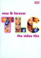 TLC ' NOW & FOREVER/THE VIDEO HITS' DVD NEW+!!!!