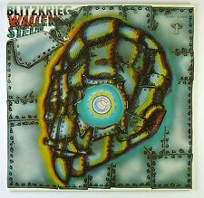 "12"" LP - Wallenstein - Blitzkrieg - B4673 - washed & cleaned"