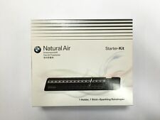 Kit de Arranque Ambientador de aire BMW Natural Dispensador De Aroma Aromático Fragancia Fresca M
