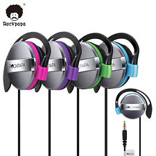 RockPapa On Ear Headphones for Kids Childs Girls Boys Adults iPhone iPod MP3 DVD