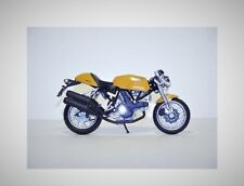SOLIDO 1/18 MOTO DUCATI sport classic 1000 orange !!!