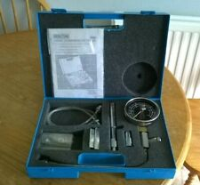 Diesel Compression Tester Test Kit DX500 By DIESELTUNE - Made In The UK Britain