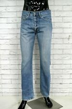 Jeans TOMMY HILFIGER FREEDOM Uomo Pantalone W31 L32 Regular Gamba Dritta Pants