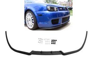 Für VW Golf 4 R32 Front Spoiler Lippe Frontlippe Frontansatz + Anbaumaterial