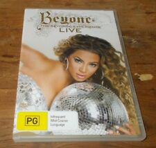 BEYONCE THE BEYOND EXPERIENCE LIVE DVD REGION FREE VGC