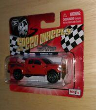 Maisto Ford F-150 SVT Raptor Speed Wheels Rugged Diecast Metal Truck Car sealed