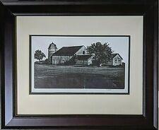 "Asa Cheffetz Wood Engraving ""May Sunlight"" 1941, pencil signed"