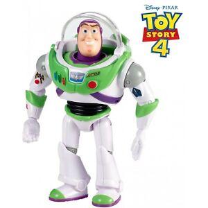 Disney Pixar Toy Story Buzz Lightyear with Shield Figure