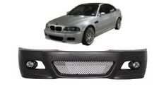 Paragolpes con Luces Antiniebla BMW E46 3er Coupé/Cabrio/Sedan/Break M3 Look