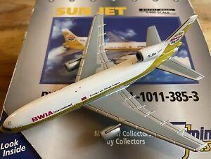 1:400 Gemini Jets BWIA International Lockheed Tristar 500 9Y-TGN Original livery
