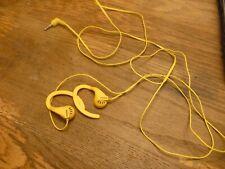 Koss sportclip Stereophone KSC Yellow