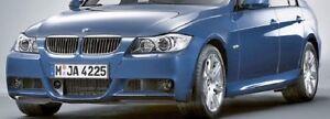 BMW E90 3 Series Sedan 2006-2008 Genuine Aerodynamic M Technik Body Kit Primed