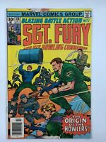 1976 SGT. FURY #136 Marvel BRONZE AGE
