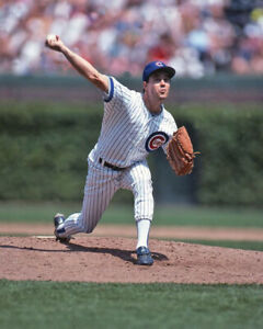 1991 Chicago Cubs GREG MADDUX Glossy 8x10 Photo Baseball Print Poster HOF 2014