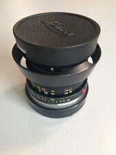 1970 Leica Summicron 50mm F2 Type 3 Lens M Mount #2433345 Excellent shape!