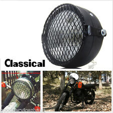 """6.4""""/16CM Headlight Lamp For Cafe Racer Bobber Custom Chopper Motorcycle"""