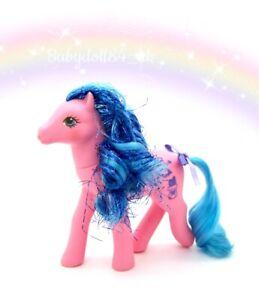 ⭐️ My Little Pony ⭐️ G1 Vintage Sweet Kisses Happy Hugs Pretty!