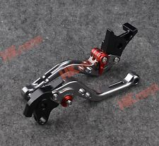 NTB CNC Brake clutch levers Ducati MULTISTRADA MONSTER 1200/S 1100/S