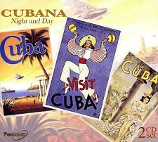 CUBANA NIGHT & DAY ( Alberto Beltran,Rafel Caraballo,Daniel Santos)  2 CD NEU
