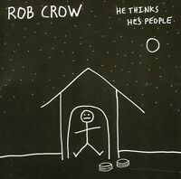Rob Crow - He Thinks He's People [New CD] Digipack Packaging