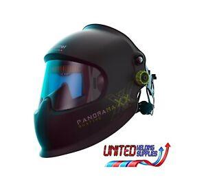 Optrel Panoramaxx® Quattro Welding Helmet - Optrel Gold Partner