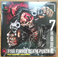 Five Finger Death Punch ‎– And Justice For None 2XLP 2018 Still Sealed