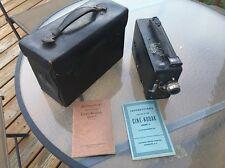 Cine Kodak Model B 16MM Vintage 1930s Anastigmat F 1.9 25 mm