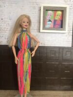 Vintage Barbie Best Buy Halter Dress #1359