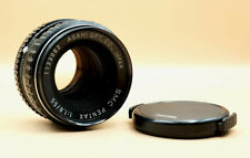 SMC PENTAX 55mm 1.8 Prime Lens for PENTAX K PK SLR DSLR fit with caps