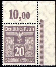 6009-GERMAN EMPIRE-Third reich.GENERAL STATISTICAL TRANSFER REVENUE Stamp.MNH**
