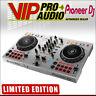 Pioneer DDJ-400-S Rekordbox DJ CONTROLLER with 2-Channel Mixer Built in -SILVER-