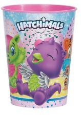 Hatchimals Colleggtibles Reusable Keepsake Plastic Cup Birthday Party Favor NICE