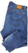 Men's LUCKY BRAND 361 Vintage Straight Leg Denim Jeans size W38 L32 Cotton