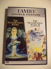 Neverending Story/Neverending Story II DVD 2006