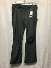 VOLCOM L KLOCKER TIGHT SNOWBOARD PANT 2019 X-LARGE XL BLACK NEW $120