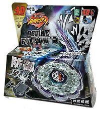 Beyblade Divine Fox Starter Set NIP w/ Launcher & Ripcord BB-116 - USA SELLER