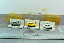 IMU 3X Trabant 601 East Germany Cars 1:87 Scale HO (HO644)
