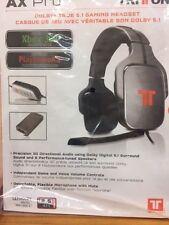 Tritton AX Pro Silver Headband Headsets