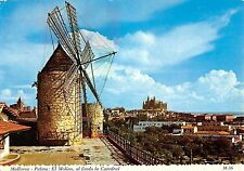 B99140 mallorca palma el molino spain  windmill mill moulin a vent