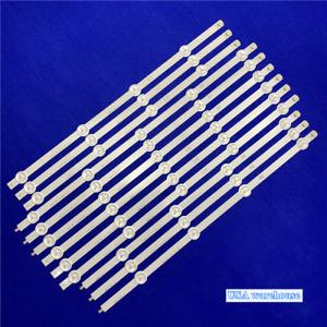 LED Strips for LG 47LN5400-UA 47LA6200-UA 47LN5750-UH 47LN5200-UA 47LN5700