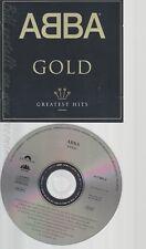 CD--ABBA -- -- ABBA GOLD: GREATEST HITS