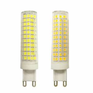 1x/10x G9 Led Bulb 136-2835 Ceramics Light 10W 110V Halogen Equivalent 100W