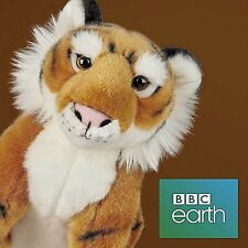 ~❤️~TIGER Soft Toy by BBC Planet Earth11 Plush 10' 24cms New with tags Richmond