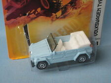 Matchbox 1975 VW Volkswagon Type 181 thing Lt Blue Classic Retro Toy Model Car