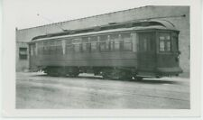 1930s Chicago Surface Lines Streetcar #2853 Trolley Electric Traction Transit