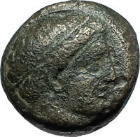 Philip II 359BC Olympic Games HORSE Race WIN Macedonia Ancient Greek Coin i66038