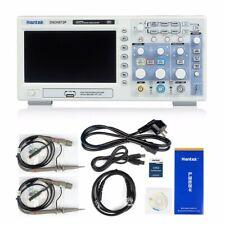 Hantek DSO5102P 7'' USB Digital Storage LCD Oszilloskop 2 Kanal 100MHz 1GSa/s CH
