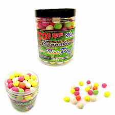 Top Secret Cannabis-edition Method Feeder Mini FLUO Pop Up Boilies 10mm 150g