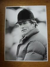 "1980's-90's Original Press Photograph: Show Jumping - Meade, Richard [6""x 8""]"